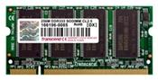 Transcend 256MB DDR SO-DIMM ,