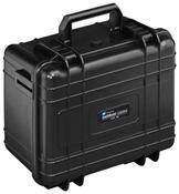 B&W Koffer Typ 20 SI schwarz