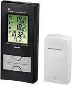 Hama EWS-165  Elektronische Wetterstation schwarz