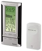 Hama EWS-380 Elektronische Wetterstation schwarz