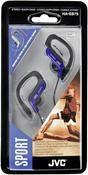JVC HA-EB75A-E blau, In-Ear-Bügel Kopfhörer, blau