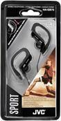 JVC HA-EB75B-E schwarz, In-Ear-Bügel Kopfhörer, schwarz