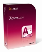 Microsoft Access 2010 32/64bit, English, Box, DVD (Article no. 90378559) - Picture #1