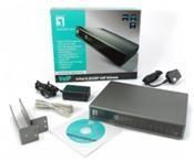 LevelOne VOI-8003 H323/SIP Gateway