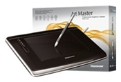 Hanvon Art Master 0806 schwarz USB, A5, 5080lpi, kabelloser Stift, (Article no. 90383802) - Picture #1
