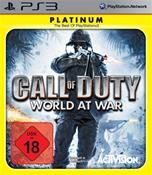 Call of Duty: World at War Platinum