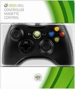 Microsoft Xbox 360 Controller schwarz Wired für PC und Xbox 360