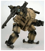 Action Figur Lost Planet II - PTX-