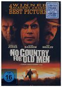 No Country for Old Men - Steelbook