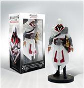 Figur Assassins Creed Brotherhood - Ezio PVC Statue 24cm