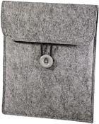 Hama Cover Felt grau