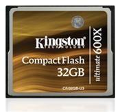 Kingston Ultimate 600x CF 32GB