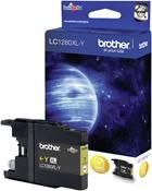 Brother LC1280XLY Tinte XL Gelb