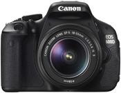Canon EOS 600D Kit + EF-S 18-55mm IS II