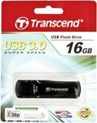Transcend JetFlash 700 USB3.0 16GB, schwarz