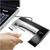 DYMO CardScan Executive V9 silber/schwarz,