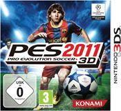 Pro Evolution Soccer 2011 (3DS) DE-Version