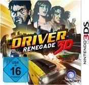 Driver: Renegade 3D (3DS) DE-Version