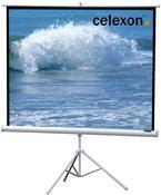 Celexon Economy Line Stativ Leinwand White Edition 158x158cm 1:1,