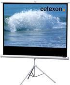 Celexon Economy Line Stativ Leinwand White Edition 158x89cm 16:9