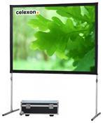 Celexon Expert Line Mobil Faltrahmen Frontprojektion 244x183cm 4:3,