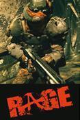 Rage (Roman zum Game)