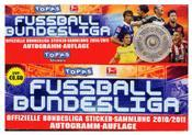 Bundesliga 2010/2011 Sticker Bundle