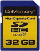 CnMemory SDHC Karte 32GB