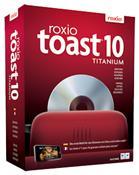 Roxio Toast 10 Titanium     ,