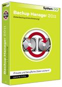 System GO! Backup Manager 2011
