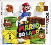 Super Mario Land 3D (3DS) DE-Version