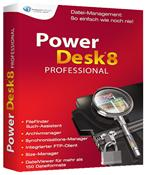 PowerDesk 8 Professional    ,