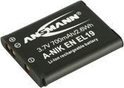 Ansmann A-Nik EN-EL19 Ersatzakku