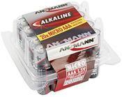 Ansmann Alkaline Micro Box Red Line
