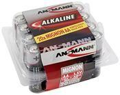 Ansmann Alkaline Mignon Box Red Line