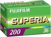 Fujifilm Superia 200 135/36  ,