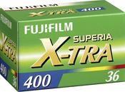 Fujifilm Superia X-TRA 400  ,