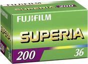 Fujifilm Superia 200 135/36 5Stück    ,