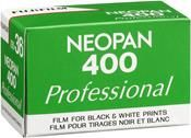 Fujifilm Neopan 400 Professional