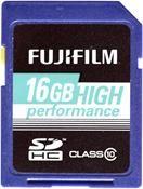 Fujifilm High Performance SDHC 16GB