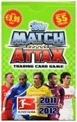 Match Attax Megapack 2011/2012