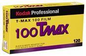 Kodak T-MAX 100 120 5er Pack