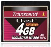 Transcend Compact Flash Karte 4GB      ,
