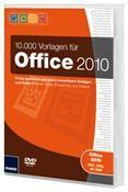 Franzis 10.000 Vorlagen für Office 2010