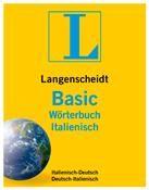 Langenscheidt Basic-Wörterbuch  ,