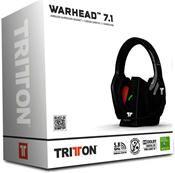 Mad Catz Tritton Warhead 7.1 Dolby Wireless Surround Headset für XBox360