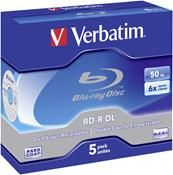 Verbatim BD-R Dual Layer 50GB