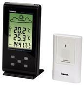 Hama EWS-285 Elektronische Wetterstation schwarz