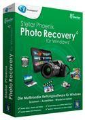 Avanquest Stellar Phoenix Photo Recovery 4 für Windows,