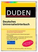 Duden - Deutsches Universalwörterbuch     ,